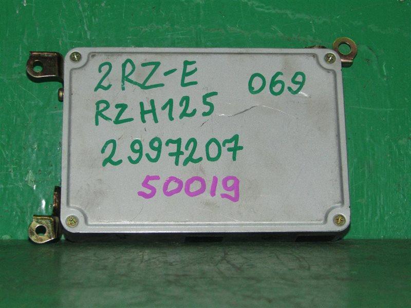 Блок управления efi Toyota Hiace RZH125 2RZ-E 89661-26650