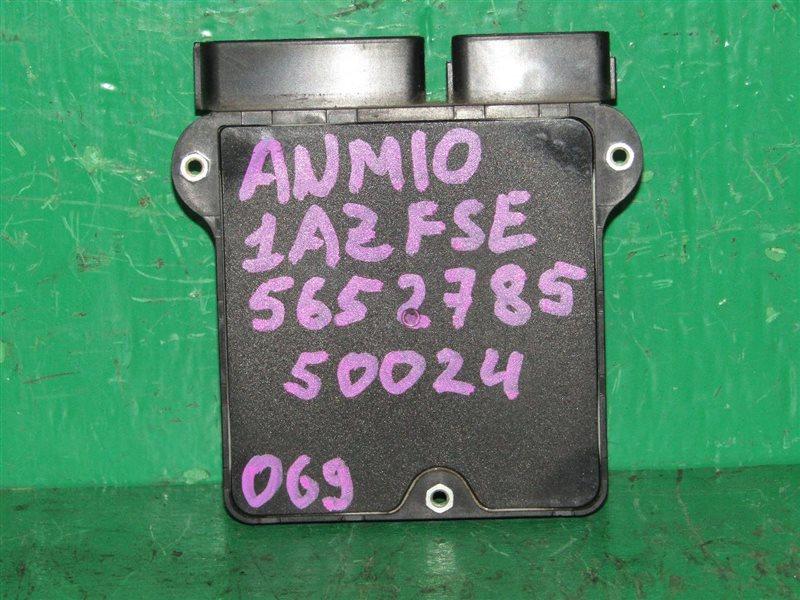 Блок управления форсунками Toyota Isis ANM10 1AZ-FSE 89871-28010