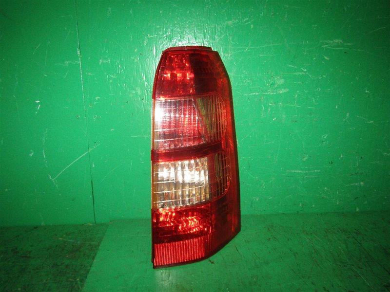 Стоп-сигнал Toyota Succeed NCP51 задний правый