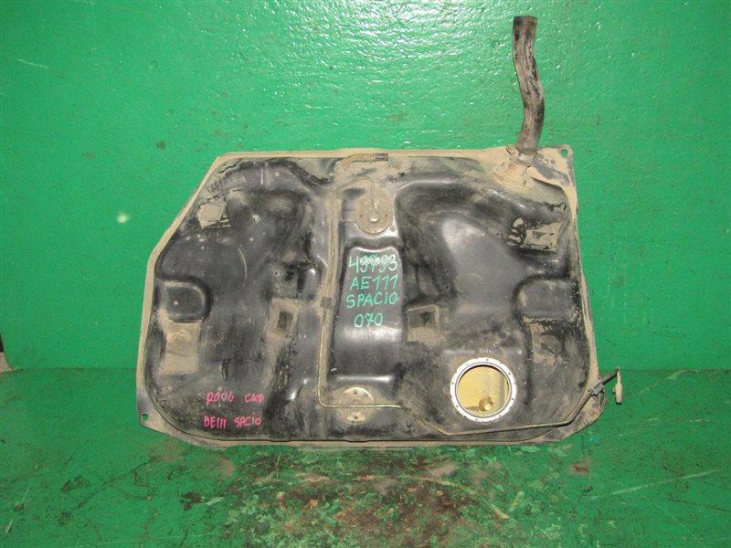 Топливный бак Toyota Corolla Spacio AE111 4A-FE