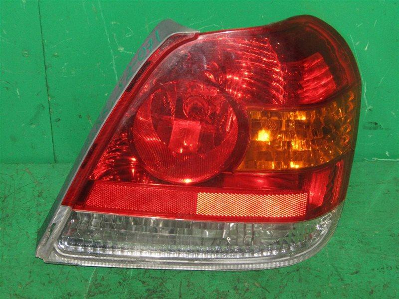 Стоп-сигнал Toyota Platz NCP12 08.2002 задний правый 52-071