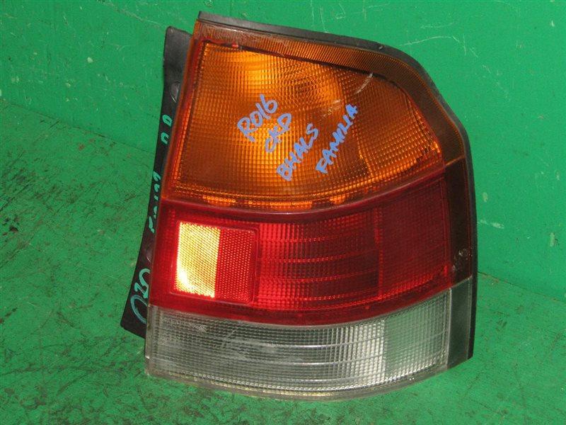 Стоп-сигнал Mazda Familia BHALS задний правый 043-2254