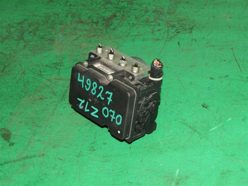 Блок управления abs Nissan Cube Z12 HR15DE 47660-1FA0A