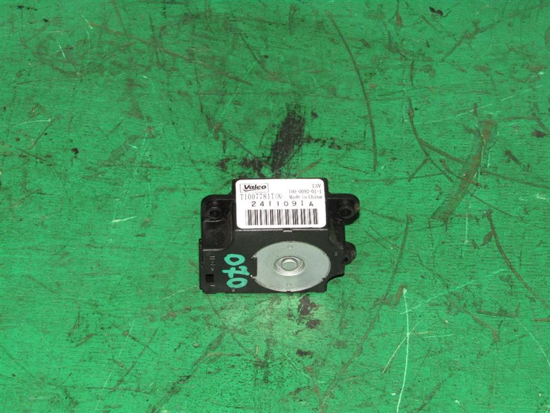 Сервопривод заслонок печки Nissan Cube Z12 HR15DE T1007781T
