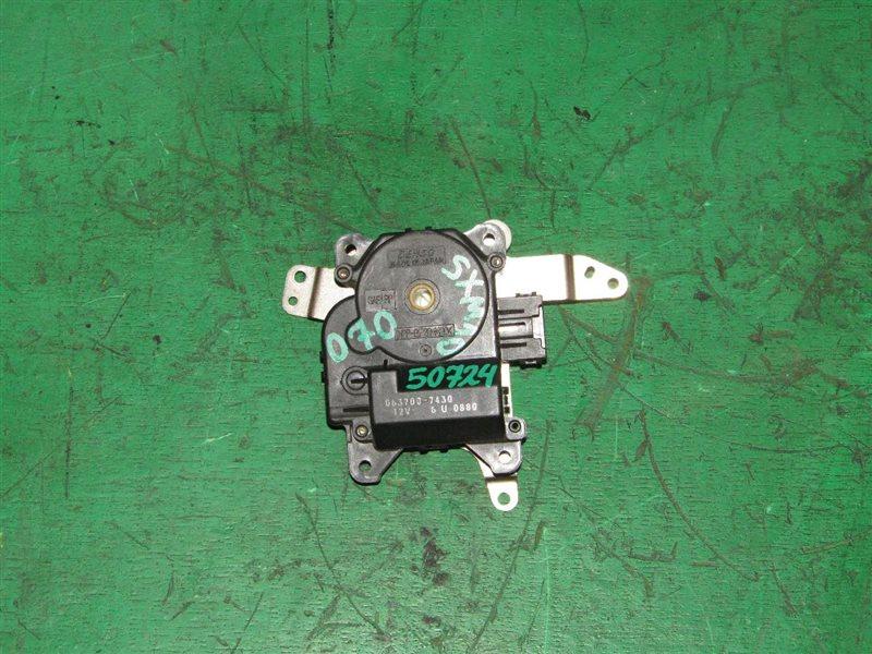 Сервопривод заслонок печки Toyota Ipsum SXM10 3S-FE 063700-7430