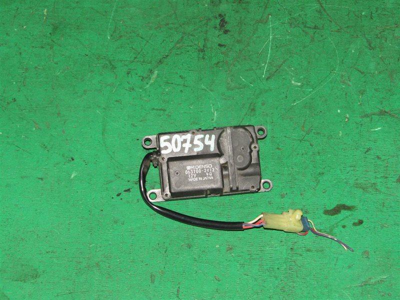 Сервопривод заслонок печки Toyota Carina Ed ST200 4S-FE 063700-2412