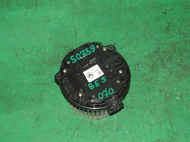 Мотор печки Subaru Legacy B4 BE5 272600-0033