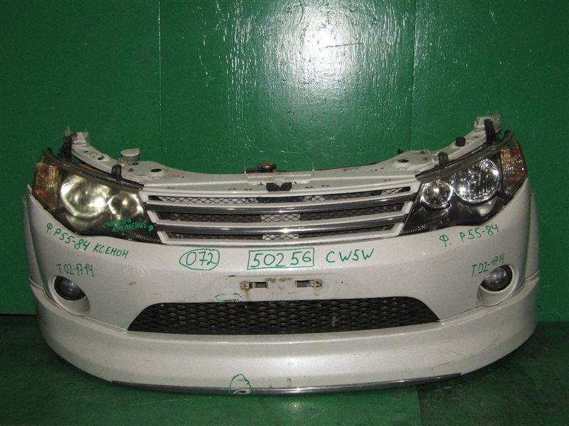 Nose cut Mitsubishi Outlander CW5W 4B12