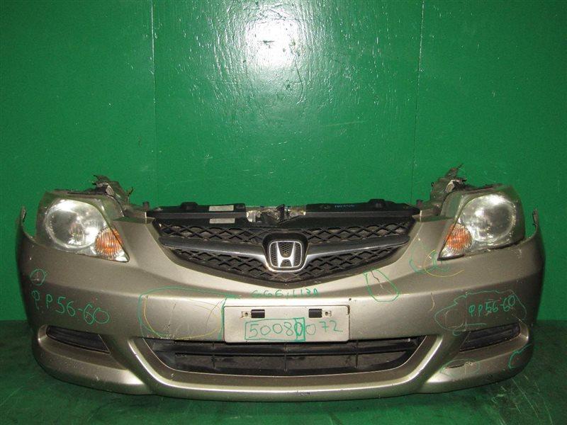 Nose cut Honda Fit Aria GG6 L13A 10.2005 P5660