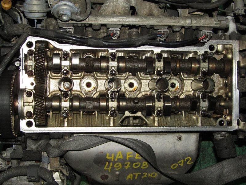 Двигатель Toyota Corona Premio AT210 4A-FE G236149