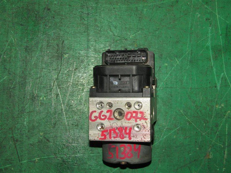 Блок управления abs Subaru Impreza GG2 EJ152 27534-FE010