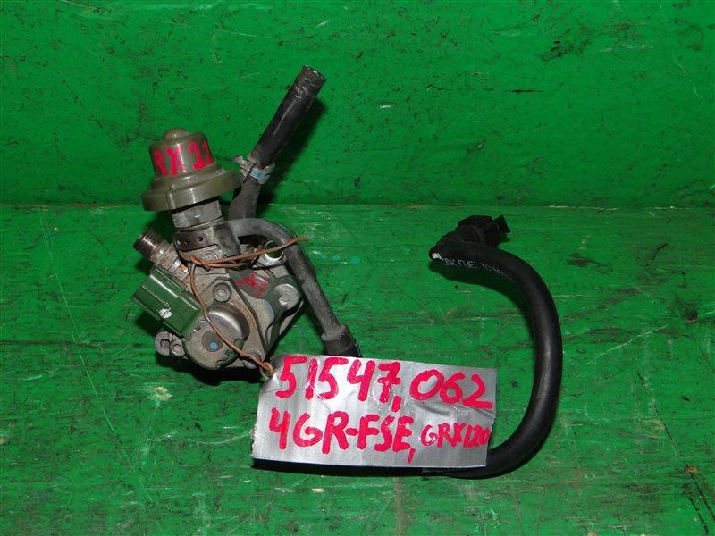 Тнвд Toyota Mark Ii GRX120 4GR-FSE 23480-31020