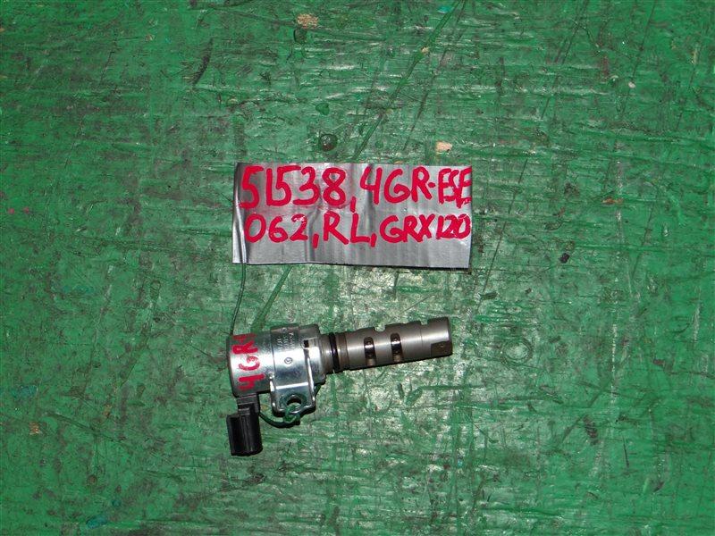 Клапан vvt-i Toyota Mark Ii GRX120 4GR-FSE задний левый 15340-31020