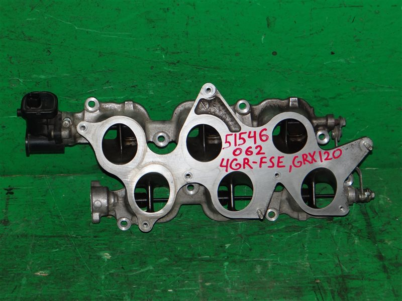 Коллектор впускной Toyota Mark X GRX120 4GR-FSE 01201-05150