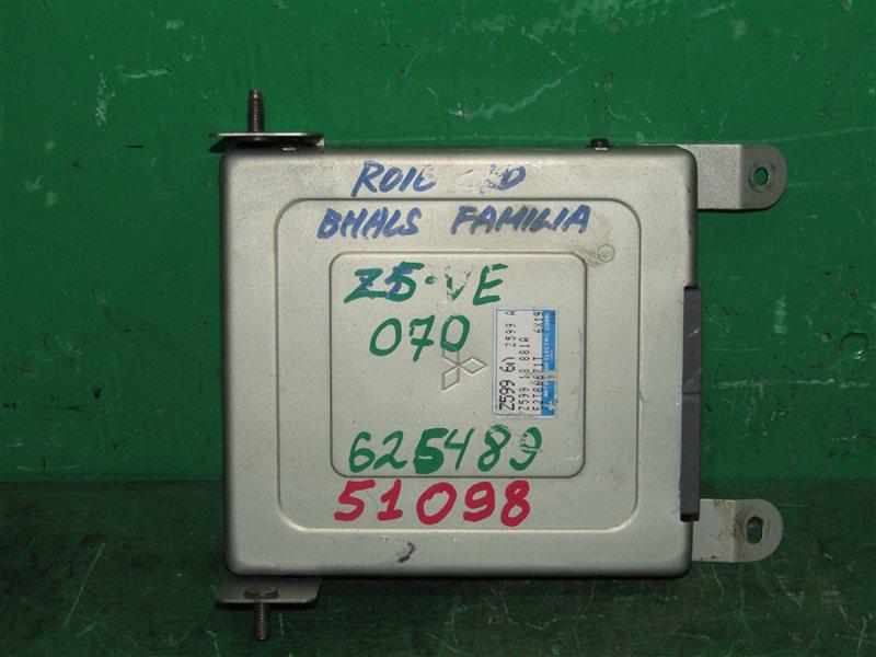 Блок управления efi Mazda Familia BHALS Z5