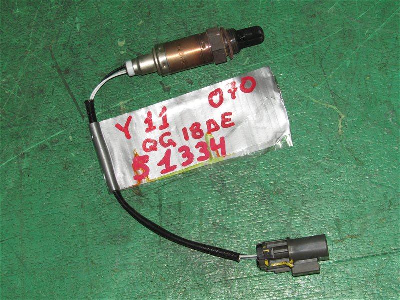Датчик кислородный Nissan Wingroad WHNY11 QG18DE A24-A71 054