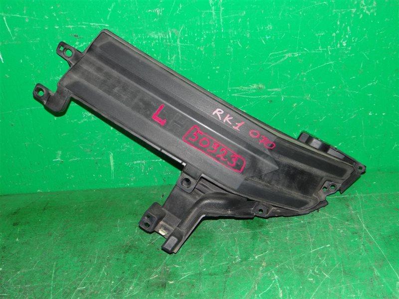 Крепление решетки радиатора Honda Step Wagon RK1 левое