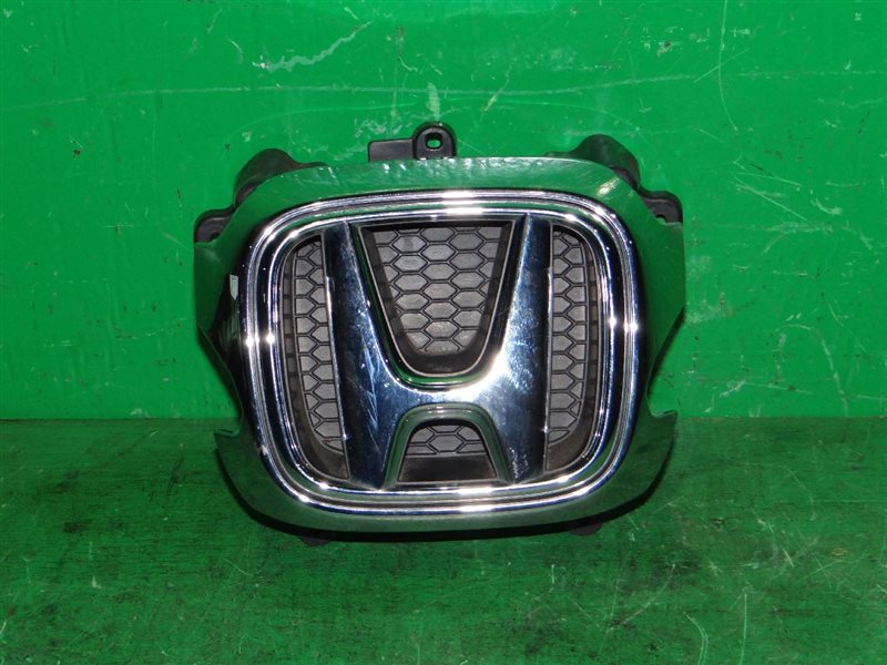 Эмблема Honda Step Wagon RK1 04.2012 передняя 71123-SZW-N01-M1
