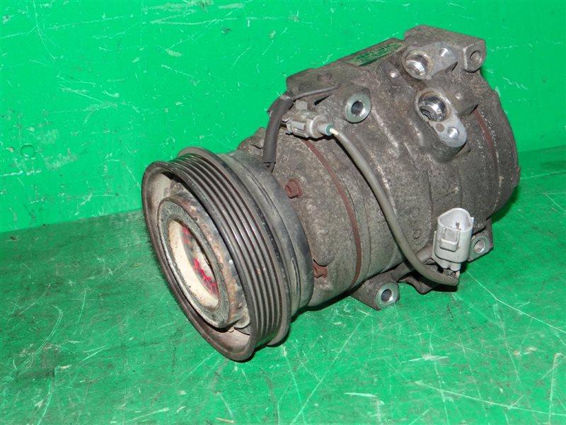Компрессор кондиционера Toyota Ipsum SXM10 3S-FE 04.1998 447200-9877