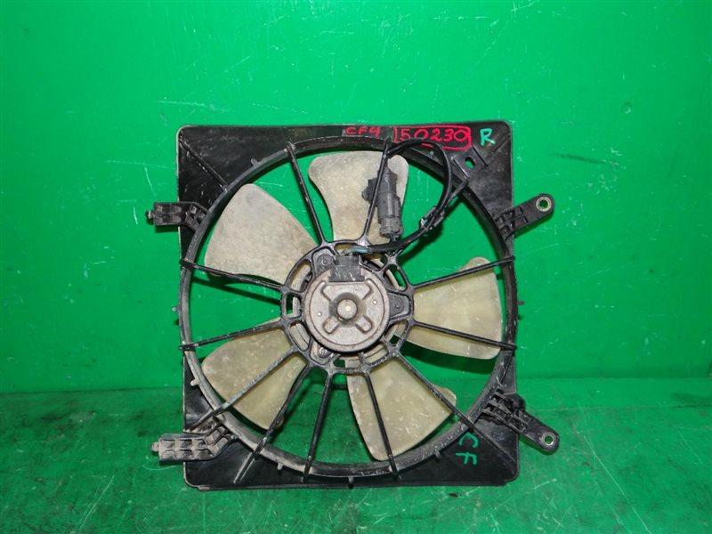 Диффузор радиатора Honda Accord CF4 правый