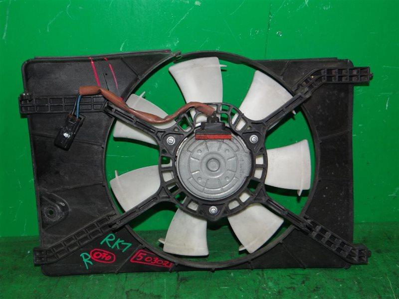 Диффузор радиатора Honda Step Wagon RK1 R20A