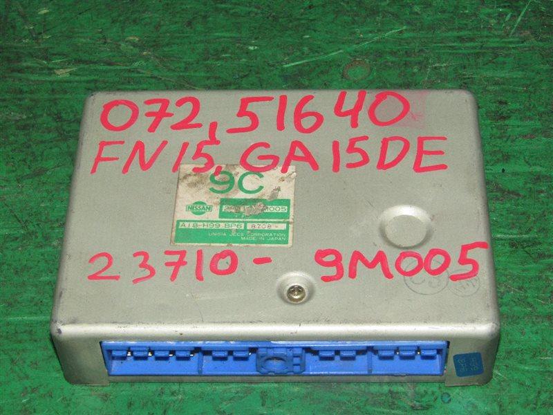 Блок управления efi Nissan Pulsar FN15 GA15DE 23710-9M005