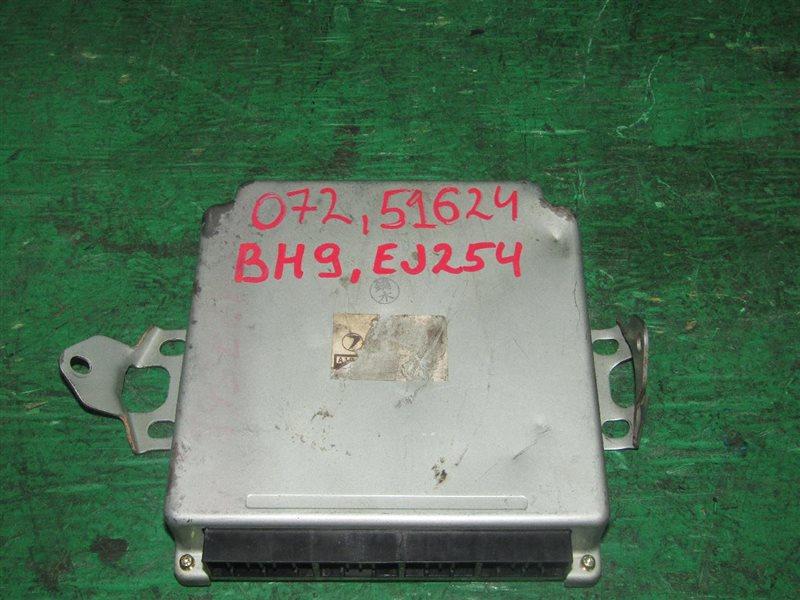 Блок управления efi Subaru Legacy Lancaster BH9 EJ254 22611-AG490, A19-001 D3J4