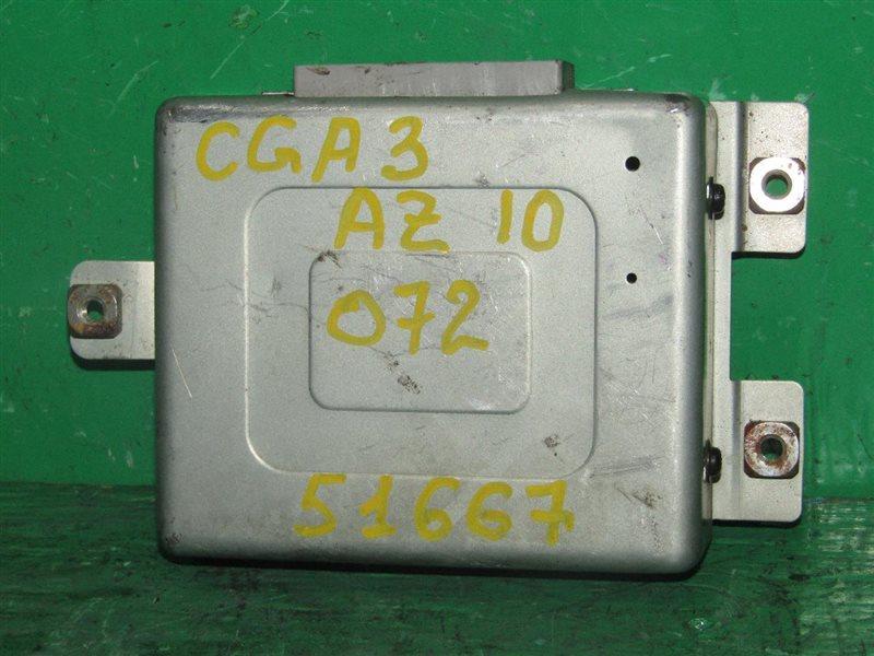 Блок управления автоматом Nissan Cube AZ10 CGA3DE 31036-2U560