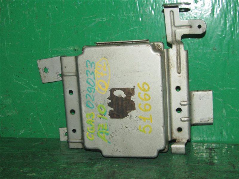 Блок управления efi Nissan Cube AZ10 CGA3DE 23710-AN282