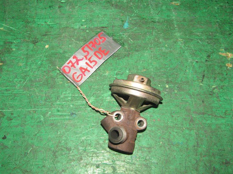 Клапан egr Nissan Sunny FB14 GA15DE