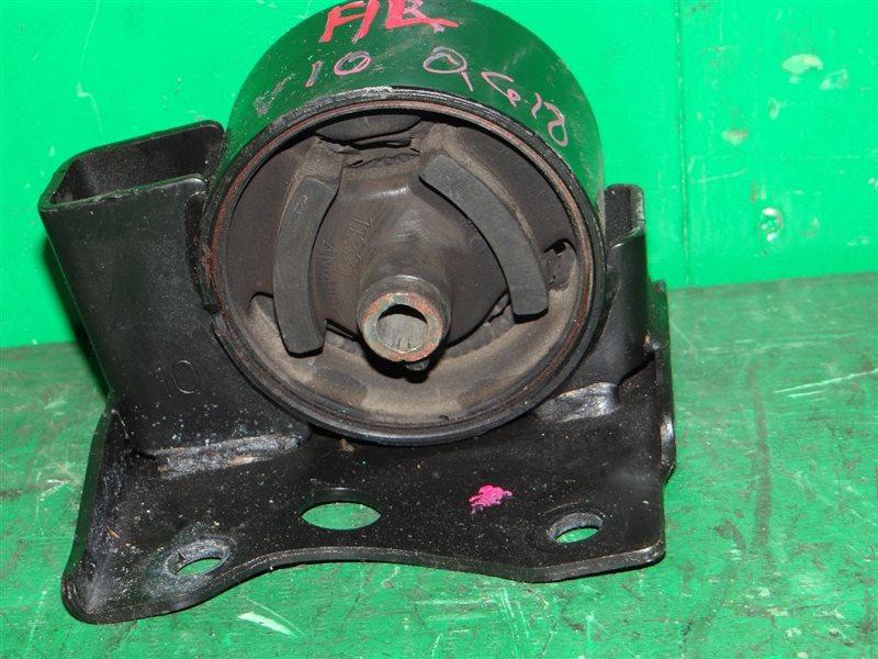 Подушка двигателя Nissan Tino V10 QG18DE левая 11221-4M410
