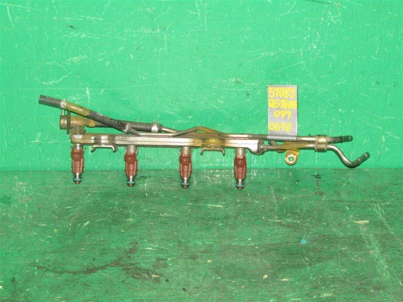 Форсунки бензиновые Nissan Bluebird Sylphy QG10 QG18DE FBJB100
