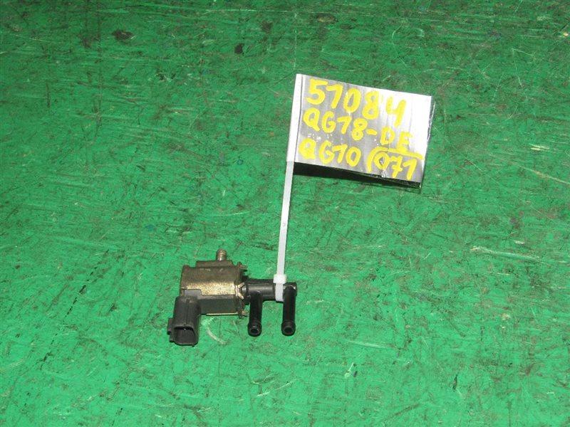 Вакуумный клапан Nissan Bluebird Sylphy QG10 QG18DE K5T48474