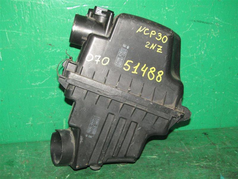 Корпус воздушного фильтра Toyota Bb NCP30 2NZ-FE