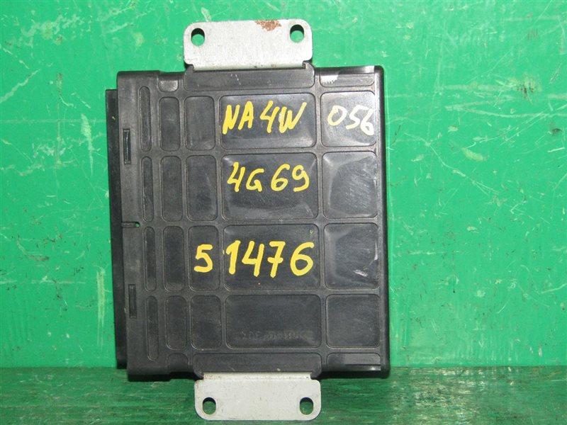 Блок управления efi Mitsubishi Grandis NA4W 4G69