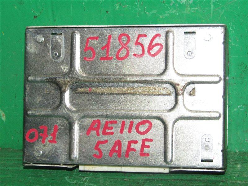 Блок управления efi Toyota Sprinter AE110 5A-FE 89661-1E020