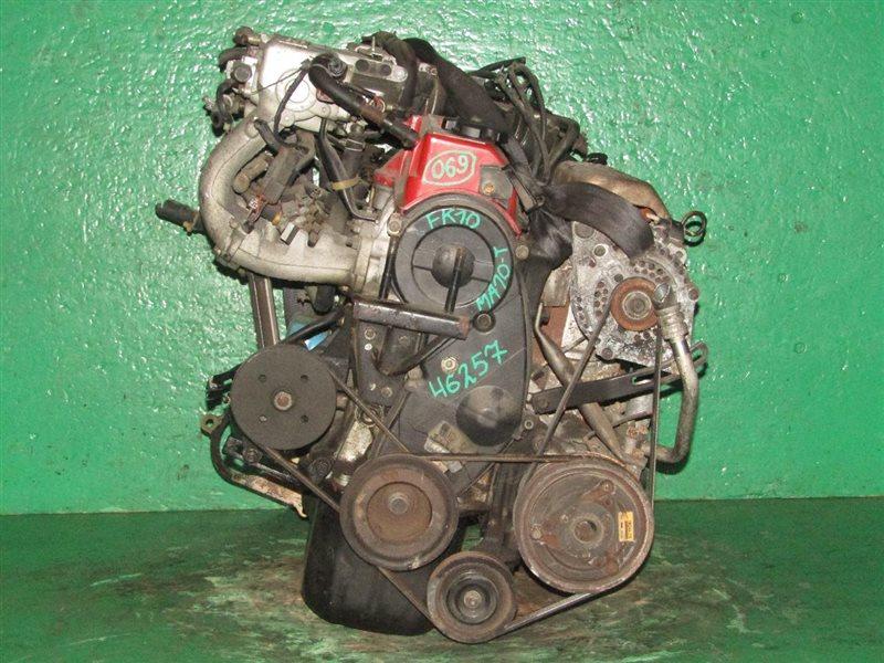 Двигатель Nissan Figaro FK10 MA10T 279582B