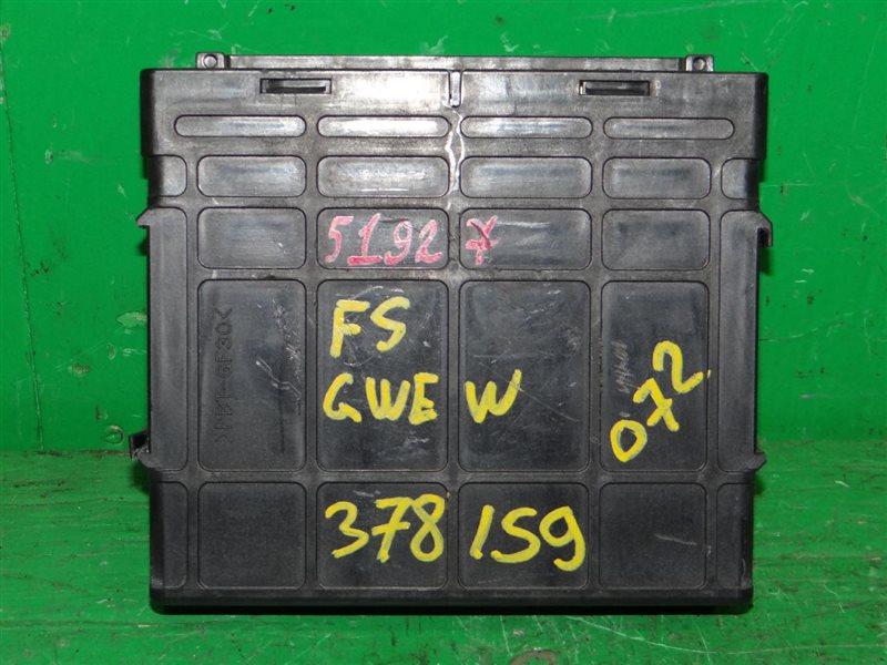 Блок управления efi Mazda Capella GWEW FS-DE