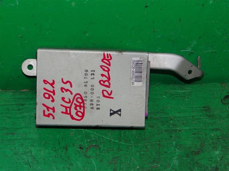 Блок управления автоматом Nissan Laurel HC35 RB20DE 47850-8L700