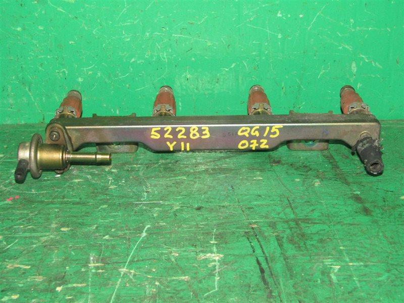Форсунки бензиновые Nissan Wingroad WFY11 QG15DE FBJB100