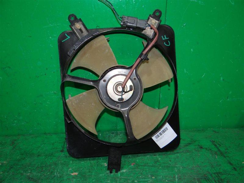 Диффузор радиатора Honda Accord CF4 левый