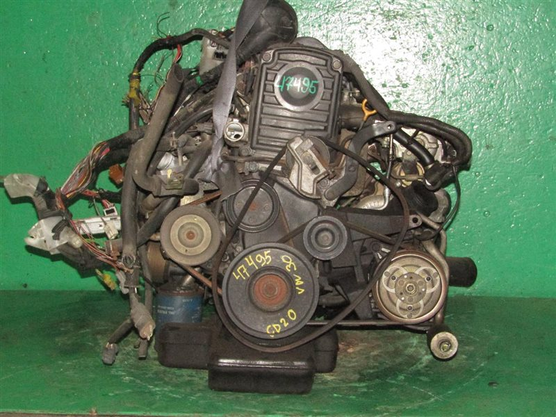 Двигатель Nissan Largo VW30 CD20ETI 700993X
