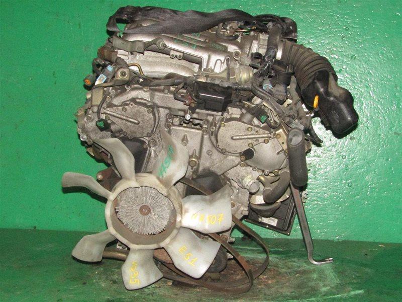 Двигатель Nissan Elgrand E51 VQ35DE 620447A