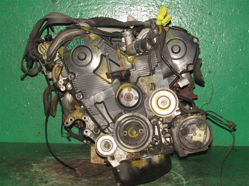 Двигатель Mazda Millenia TAFP KF-ZE 346704