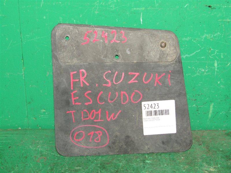 Брызговик Suzuki Escudo TD01W передний правый
