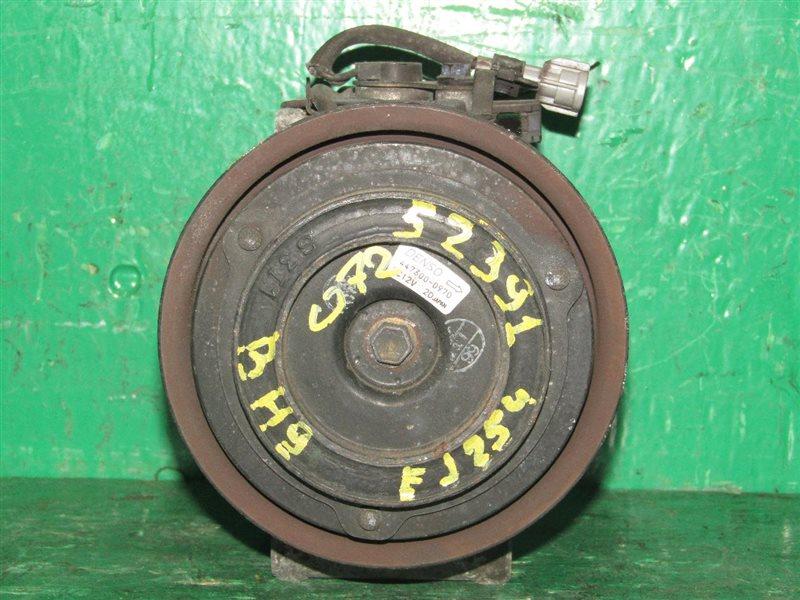 Компрессор кондиционера Subaru Legacy Lancaster BH9 EJ254 442500-4513