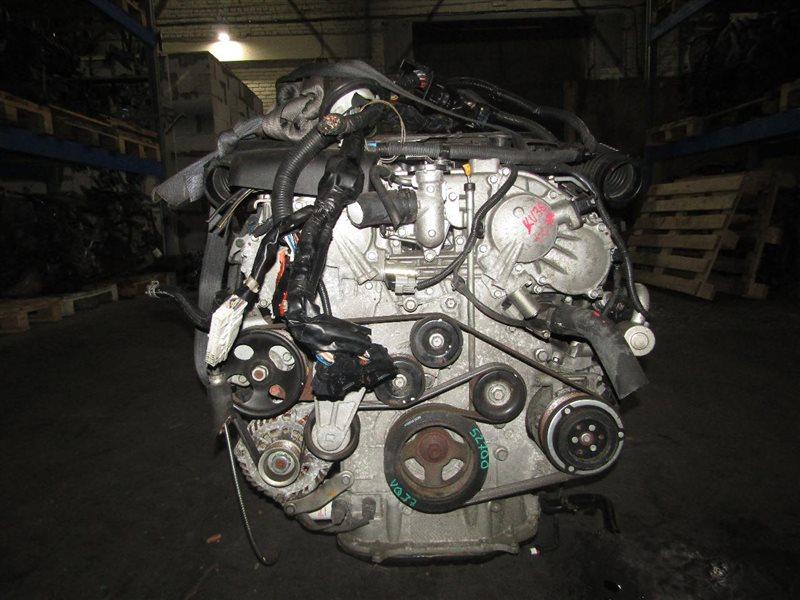 Двигатель Infinity Fx37 S51 VQ37VHR 136544A
