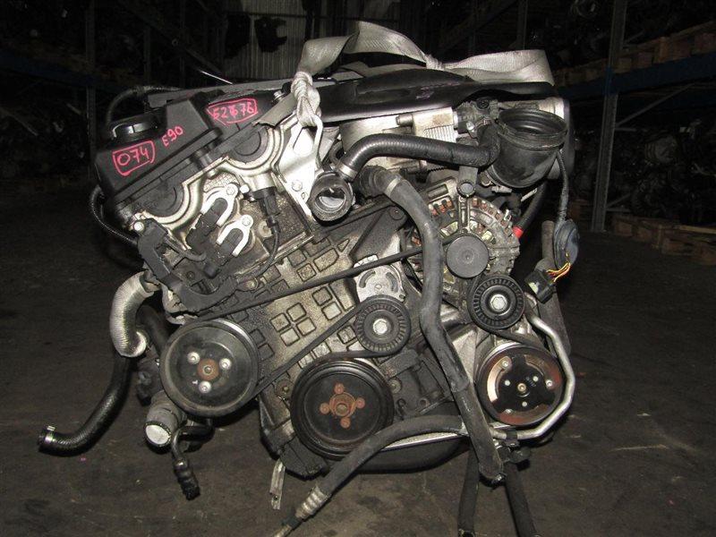 Двигатель Bmw 3-Series E90 N46B20BA A253H908