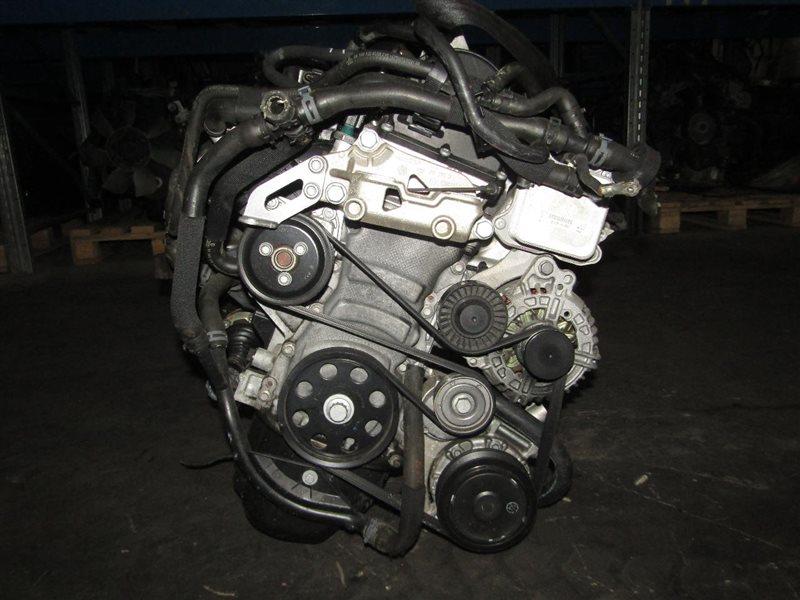 Двигатель Volkswagen Golf 5K1 CBZ 027355