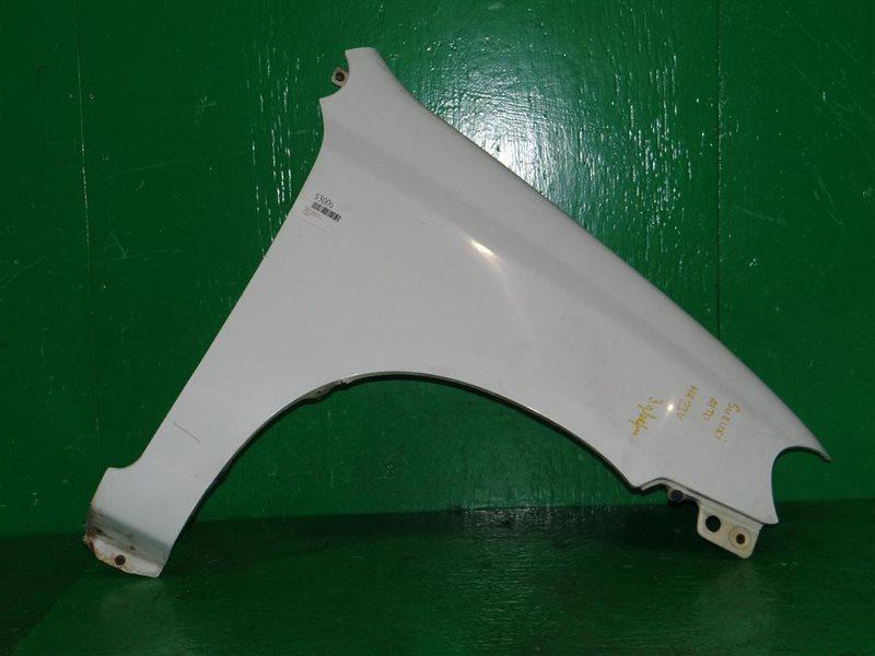 Крыло Suzuki Alto HA23V переднее правое